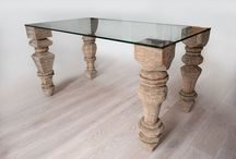 TABLE / STOŁY