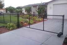 Gates for driveway