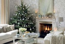 Navidad maravillosa / Decoración Navideña, bellos ambientes para disfrutar la mejor época del año.