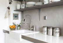 kitchens / by Erin Souder    | Earnest Home Co