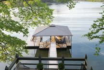 Dream house by the lake