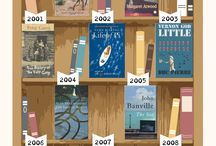 Award Winners / Links to info about literary award winners