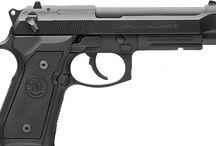 Gun siluettes