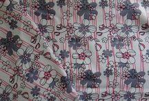 ткани, одежда