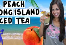Alcoholic Drinks: Hecka Boozy Drinks / Drinks that have a ton of alcohol in them such as Long Island Iced Tea, etc.