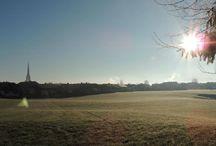 Morgenspaziergang 14.12.13 / Ein morgendlicher Spaziergang am winterlichen Hartsee.