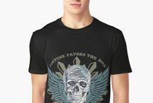 Insignias, Badges, Emblems, Skulls, Masks, Quotes and more ...