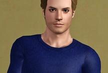 TS3 - Male Sims