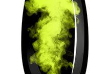 NOWOŚĆ Smoky Effect NeoNail/ Pyłki do zdobień w stylu smoke nails/ Dymek na paznokciach