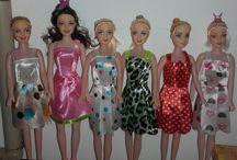 Minhas princesas / cute Barbie dresses