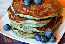 Food - Pancakes / Breakfast