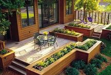 Jardines / Como decorar jardines
