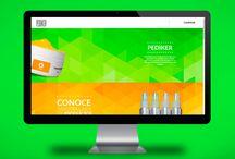 Diseño Web / Páginas web full responsive, landing pages, diseño gráfico.