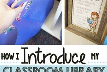 Classroom Library / by Christy Schweitzer Slyter