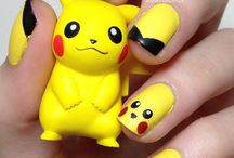 Nail Art: Geek Chic