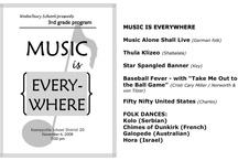 Music - Evaluation