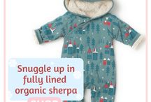 Baby Essentials For Winter / A collection of adorable baby essentials to see you through the autumn and winter months.