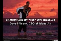 Dave Pflieger Videos / Videos from Dave Pflieger of Island Air
