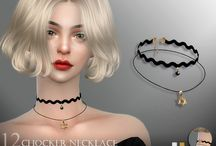   THE SIMS 4 CC - ACCESSORIES  