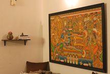 Veena Murali's home