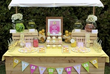 birthday party ideas / by Melissa (Ohhowsweet.com)