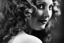 Silent filmstar s mystery
