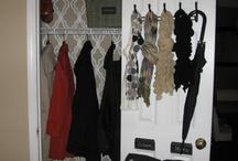 Organization: Front Closet