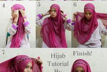let's try-hijab