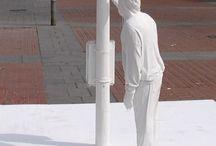 Art and sculpture installations