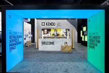 Trade Shows & Exhibits / Retail design trade shows, networking events, visual merchandising exhibitions.