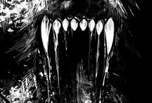 Wolf / Wolf/werewolf quotes, art, gifs and awesome comics