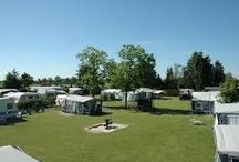 Beurspresentatie camping