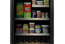 Beverage Refrigerators / A wide selection of beverage fridges designed to keep your favorite drink nice and cold. / by Kegerator