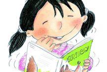 Hoy leemos / Desde Gemser Libros personalizados formentamos la lectura para educar en valores a los más pequeños