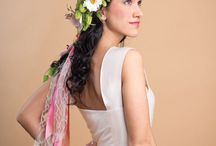 Wedding Hair and Flowers / Floral options for brides, from Mt.Lebanon Floral, PGH