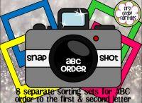 ABC Order / by Buysellteach