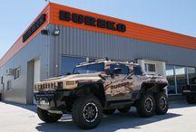 BUREKO 6x6 truck