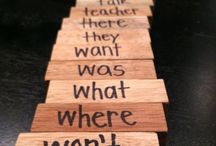 Sight Word Lessons and Activities