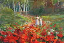 Floral Paintings / Floral paintings for sale.