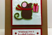 Card Inspiration / by Carrie Bisping