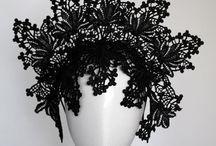 lace headpieces