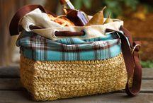 crochet háčk. taška