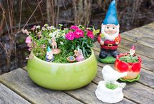 inspired by FAIRY GARDENS