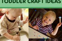 Toddlerhood/School / by Candy Wolgamott