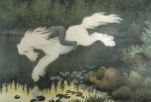 Fairy tale imagery