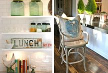 Lovely Mixed Home Deco / Variety of Deco Styles / Insp / by Missy Poff-Christian