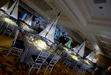 Event Theme: Nautical / Barmitzvah's , Batmitzvah's and Social Occasions.