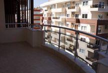 Квартира в комплексе в 50-ти метрах от моря, Махмутлар