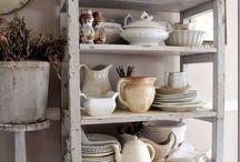 Keuken / Brocante