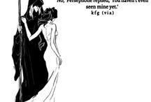 hades & persephone ♥